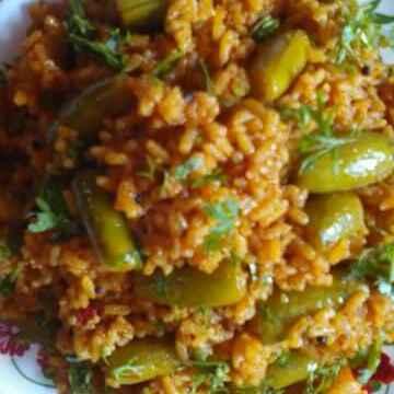 How to make Tondli bhat,