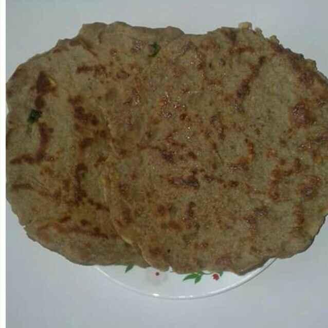 Photo of Upavasachya bhajniche thalipith by Maya Joshi at BetterButter