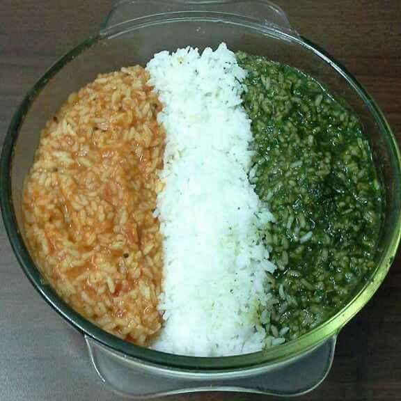 Photo of Palak & carrot, tomato pulav by Maya Joshi at BetterButter