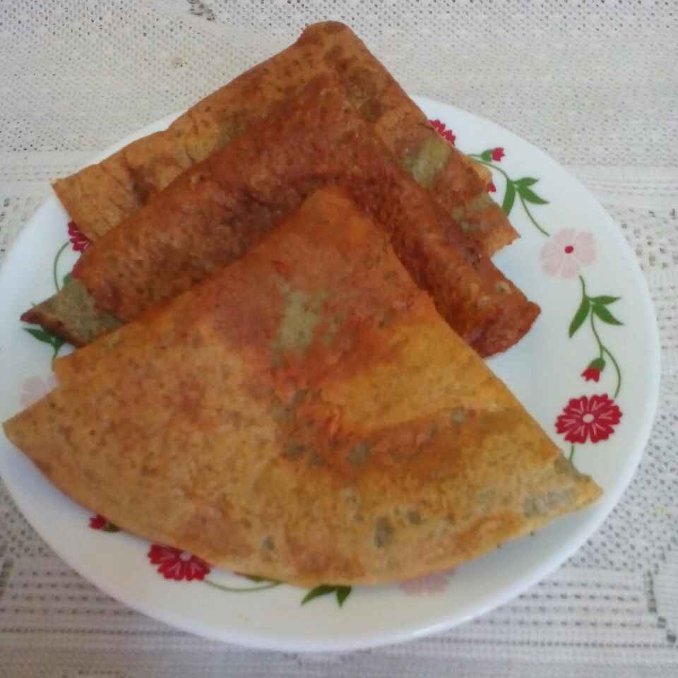 Photo of Sprouted moong dosa, by Maya Joshi at BetterButter