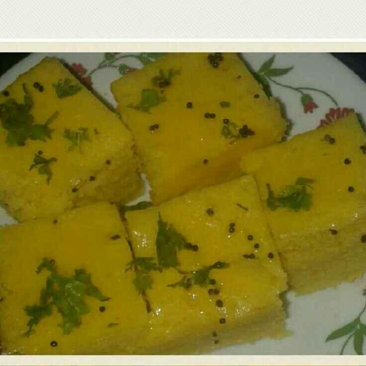 Photo of Mix flour dhokla by Maya Joshi at BetterButter
