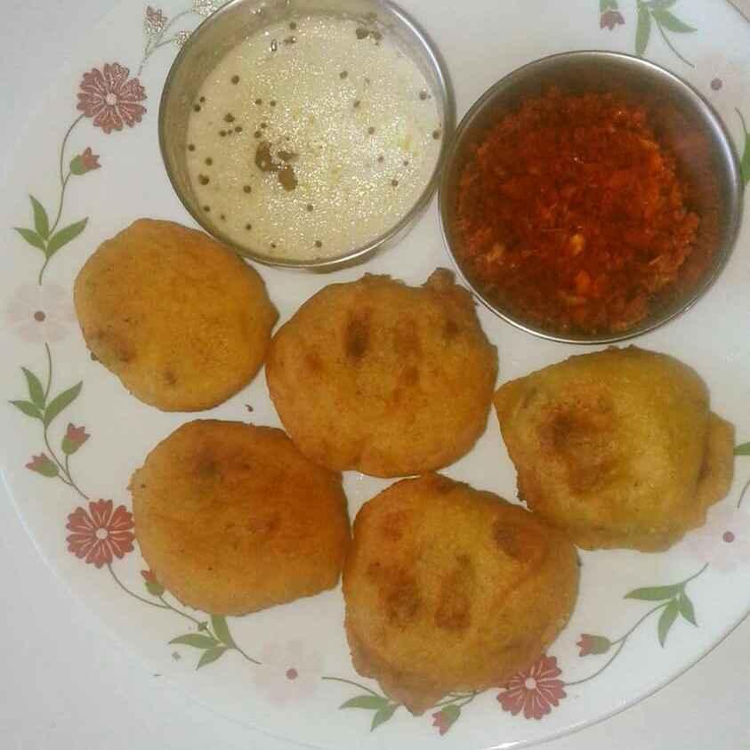 Photo of Potato  vada by Maya Joshi at BetterButter