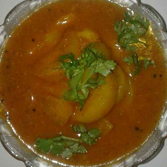 Photo of Apple gourd curry by Maya Joshi at BetterButter