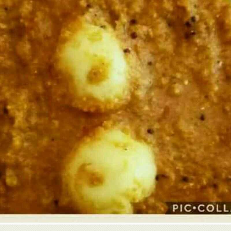 How to make बटाटा कोफ्ता करी.