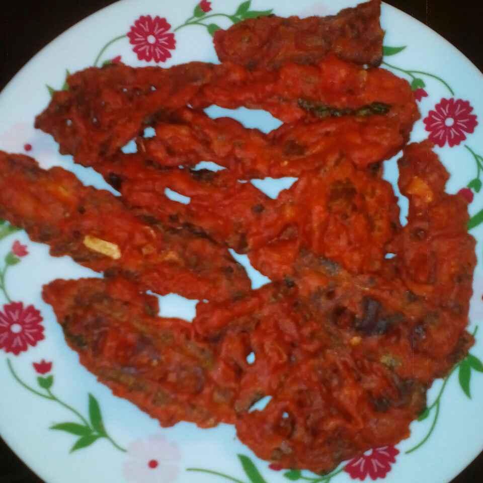 Photo of Bitter gourd chips by Maya Joshi at BetterButter