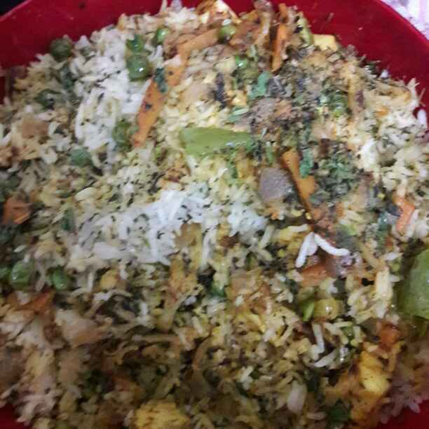 How to make Hyderabadi Dum Biryani