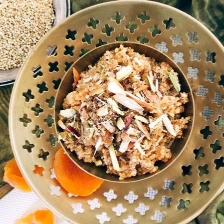 Photo of Quinoa Lapsi by Mayuri Patel at BetterButter