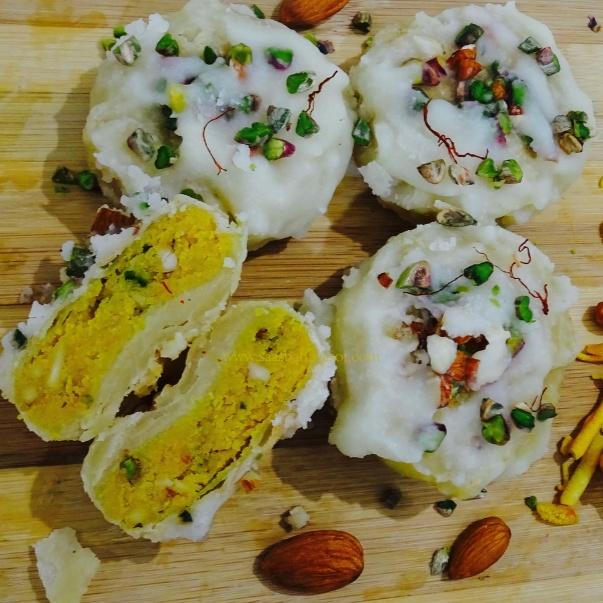How to make Surti Ghari