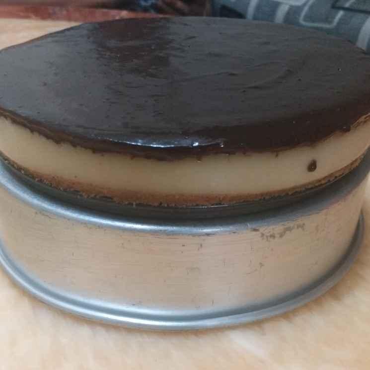 Photo of Chocolate vanilla pudding by Mayuri Vora at BetterButter