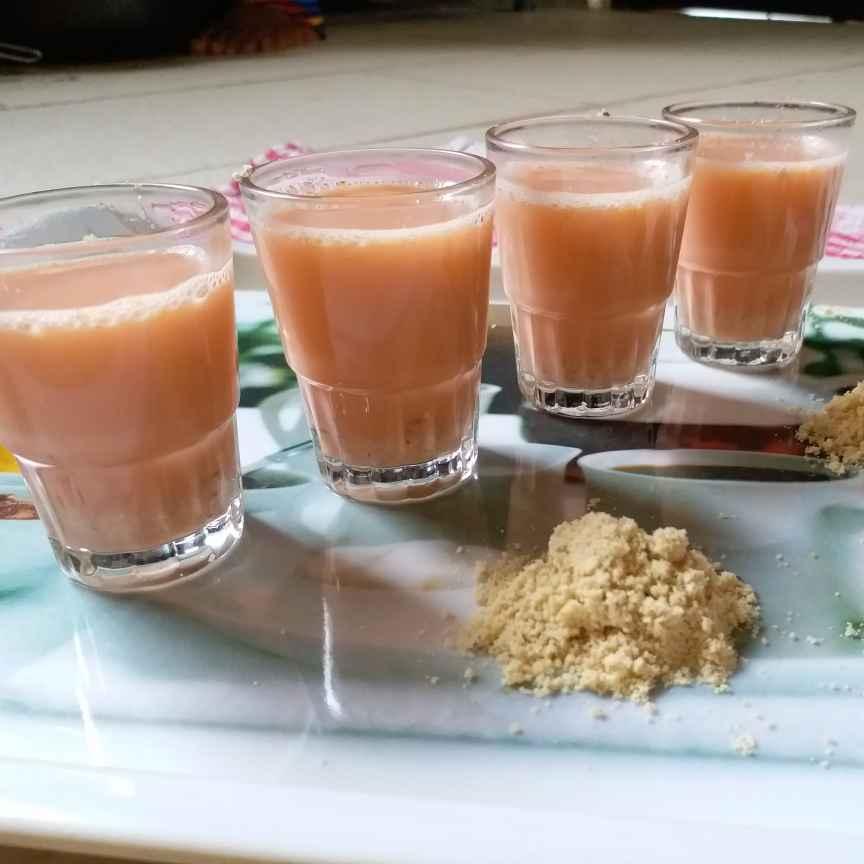 Photo of Kashmiri chai by Mayuri Vora at BetterButter