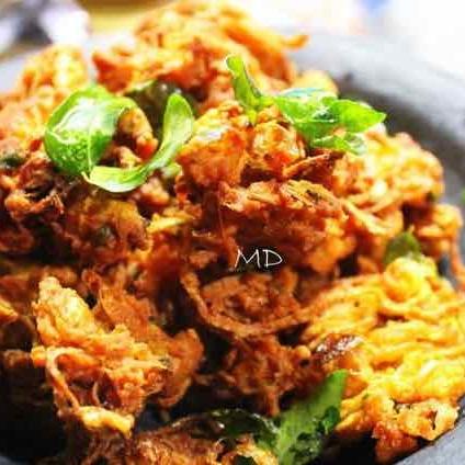 How to make Kanda Bajji