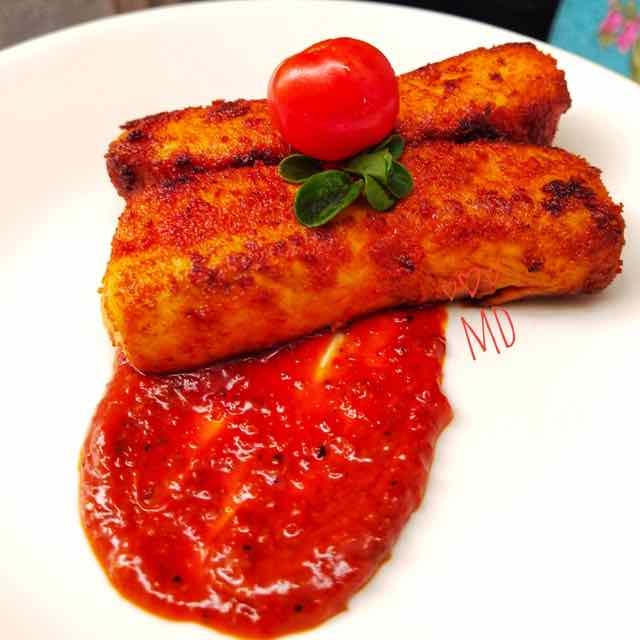How to make fish finger