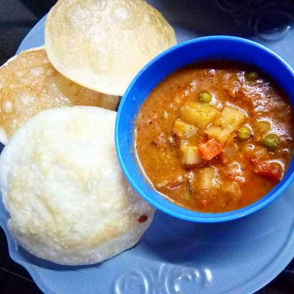 How to make Veg kurma