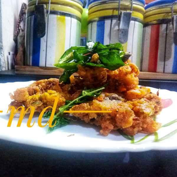 Photo of Soya chunk pakora by Medha Devdas at BetterButter