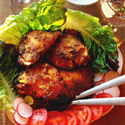 How to make तंदूरी चिकन