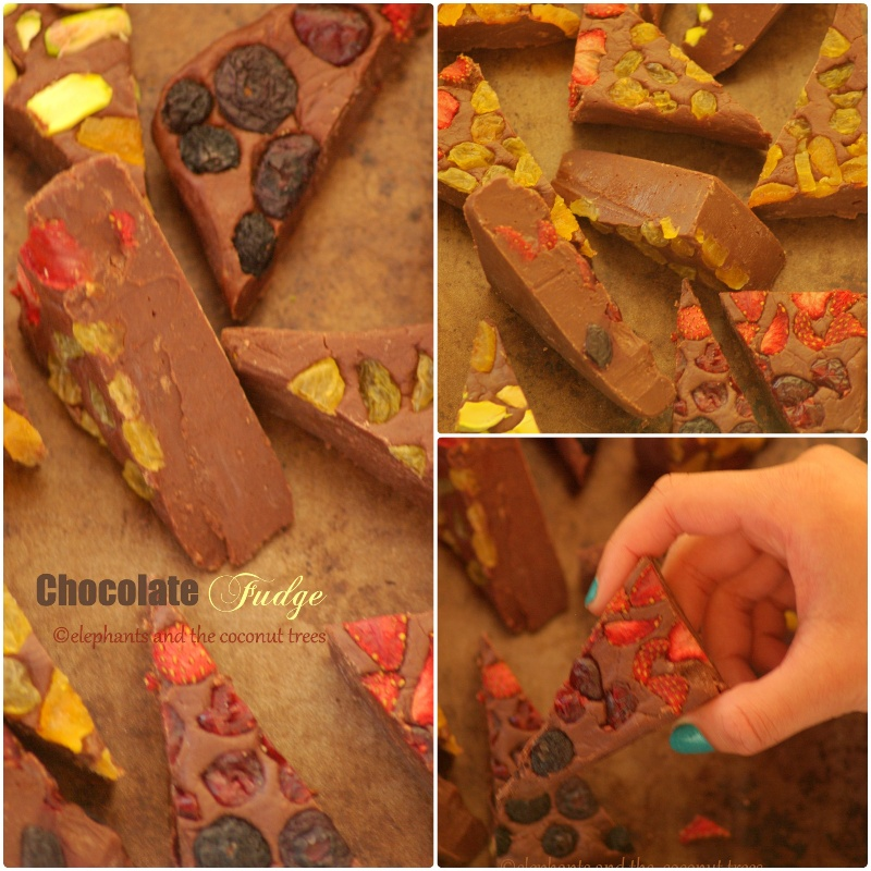 How to make Easy Chocolate Fudge