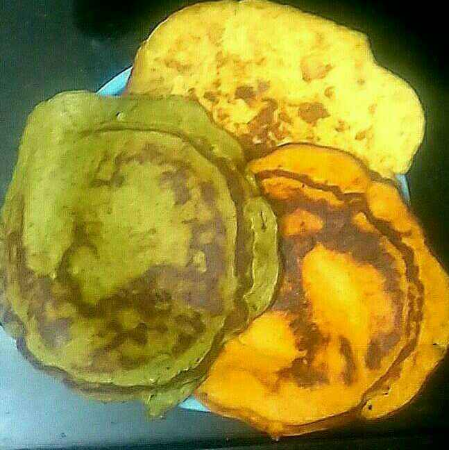 Photo of Colourful egg paneer dosai by Meena Vels at BetterButter