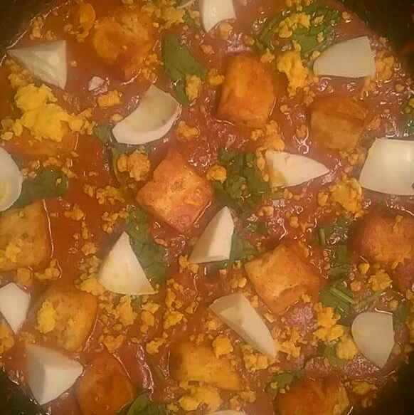 Photo of Easy paneer butter masala by Meena Vels at BetterButter