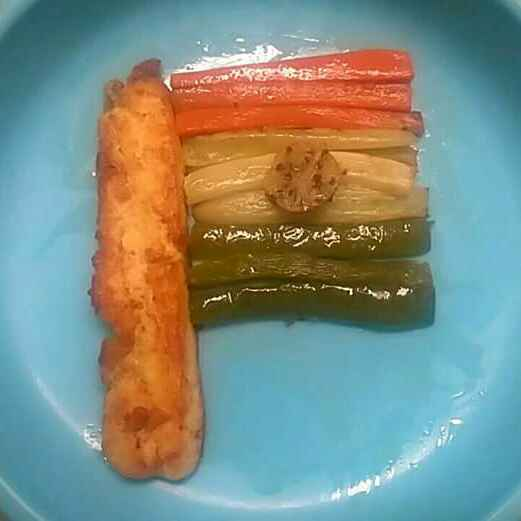 How to make Indian National Flag Recipe