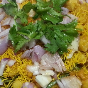 How to make Chole bhel
