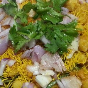 How to make Chole bhel