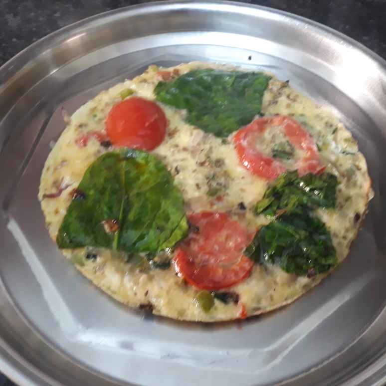 How to make Omelette with vegetables