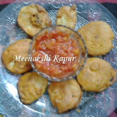 Photo of Potato Fritters by Meenakshi Kapur at BetterButter