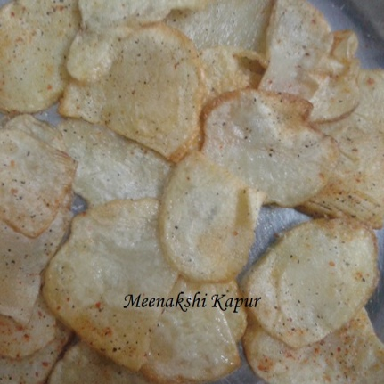 Photo of Potato Chips by Meenakshi Kapur at BetterButter