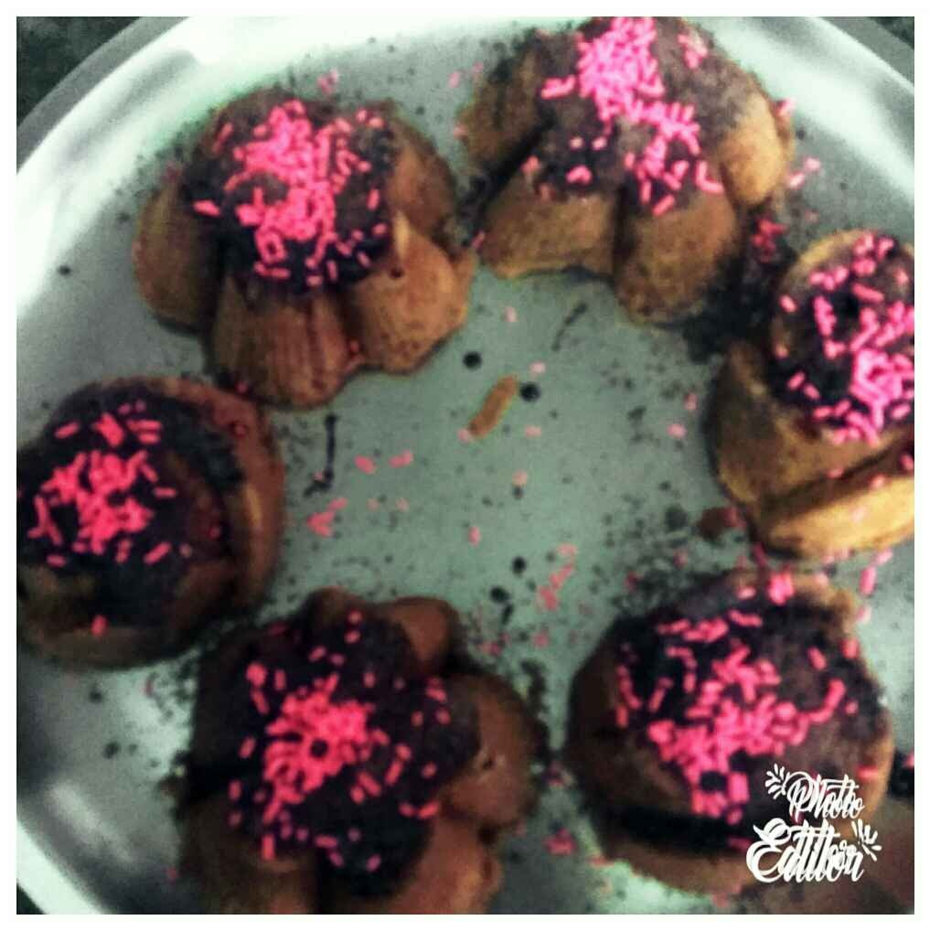 Photo of Palre-g biscuit muffins by Meenu Ahluwalia at BetterButter