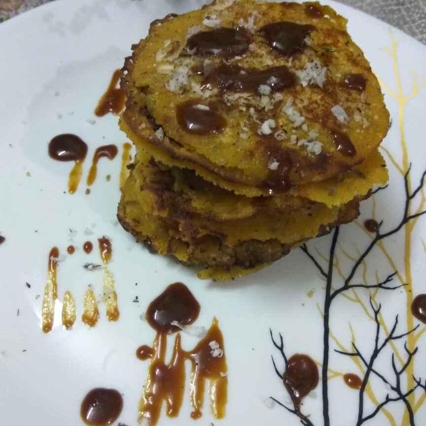 Photo of Makka ke pancake by Meenu Ahluwalia at BetterButter