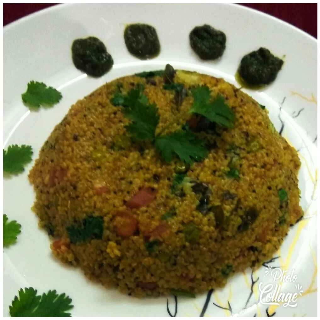 Photo of Vegetable daliya by Meenu Ahluwalia at BetterButter