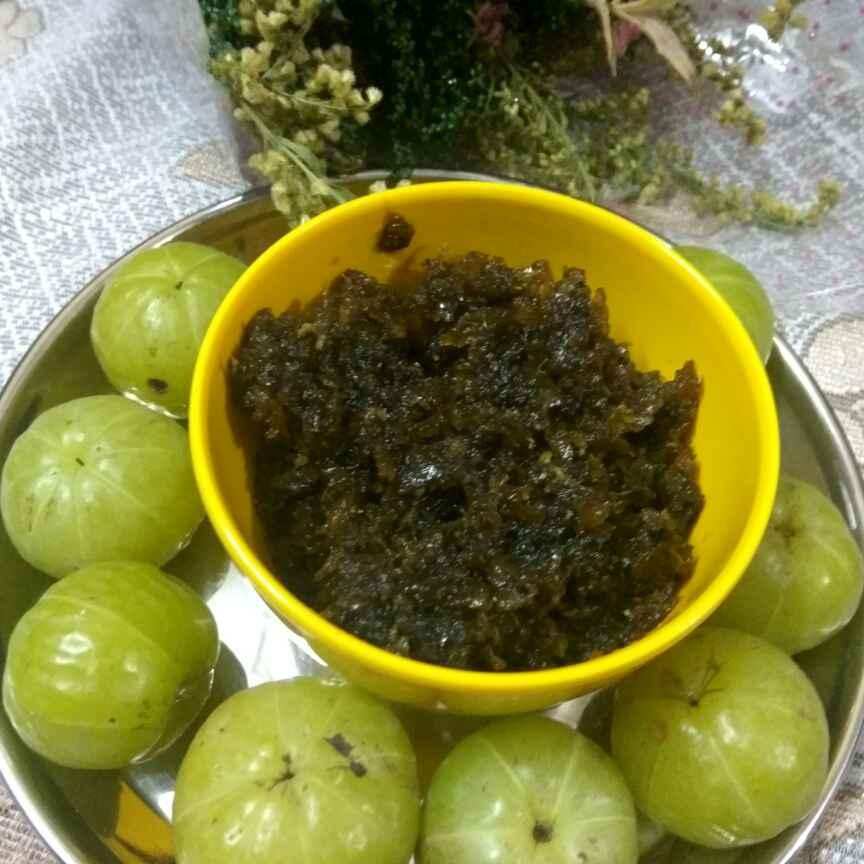 Photo of Aamla ki khatti mithi chutney by Meenu Ahluwalia at BetterButter