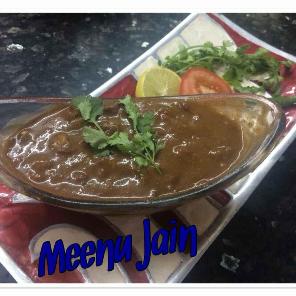 How to make Rajma in jain style