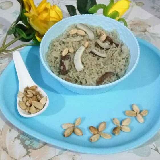 Photo of Cardamom Sweet Rice by Meenu kawaljit Luthra at BetterButter
