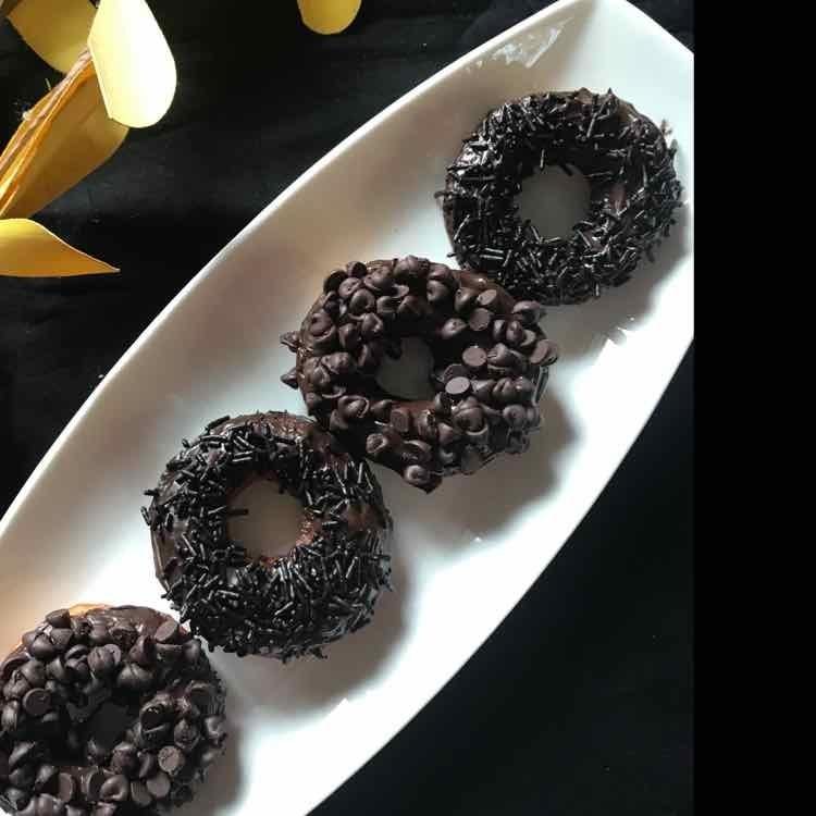 Photo of Eggless Donuts by Meeta Burman at BetterButter