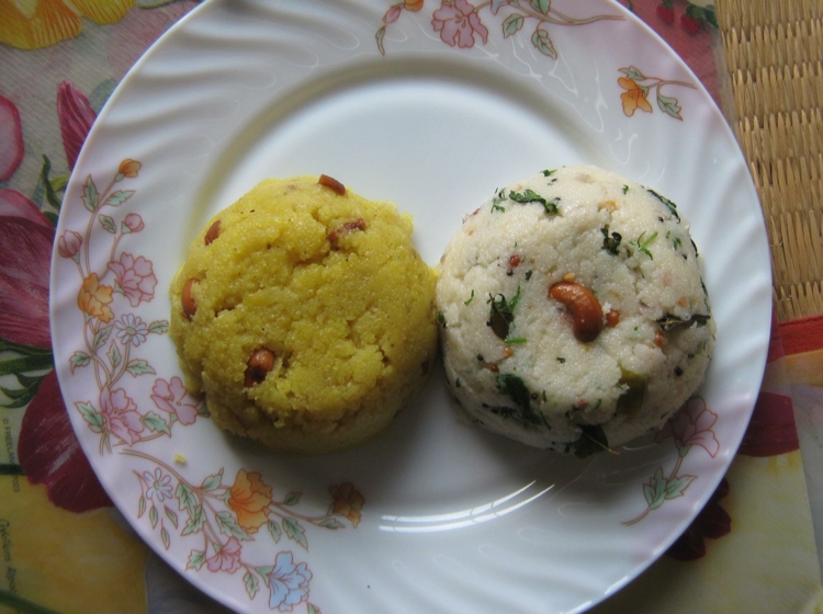 How to make Chow Chow Bhat.