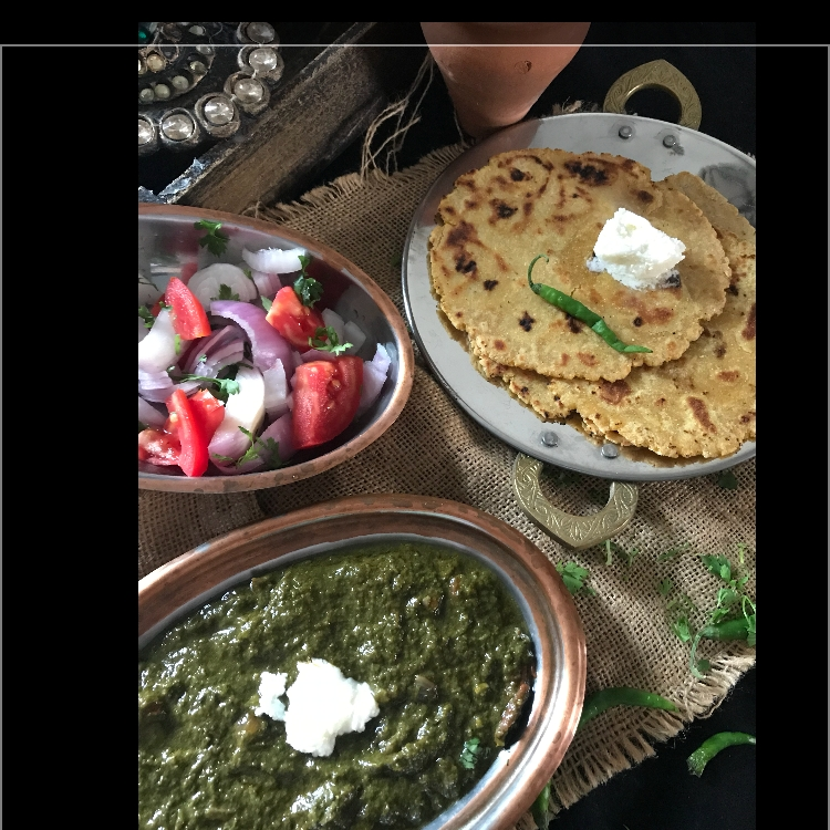 How to make Sarson ka Saag Makki ki Roti