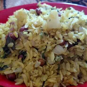 How to make Kanda poha