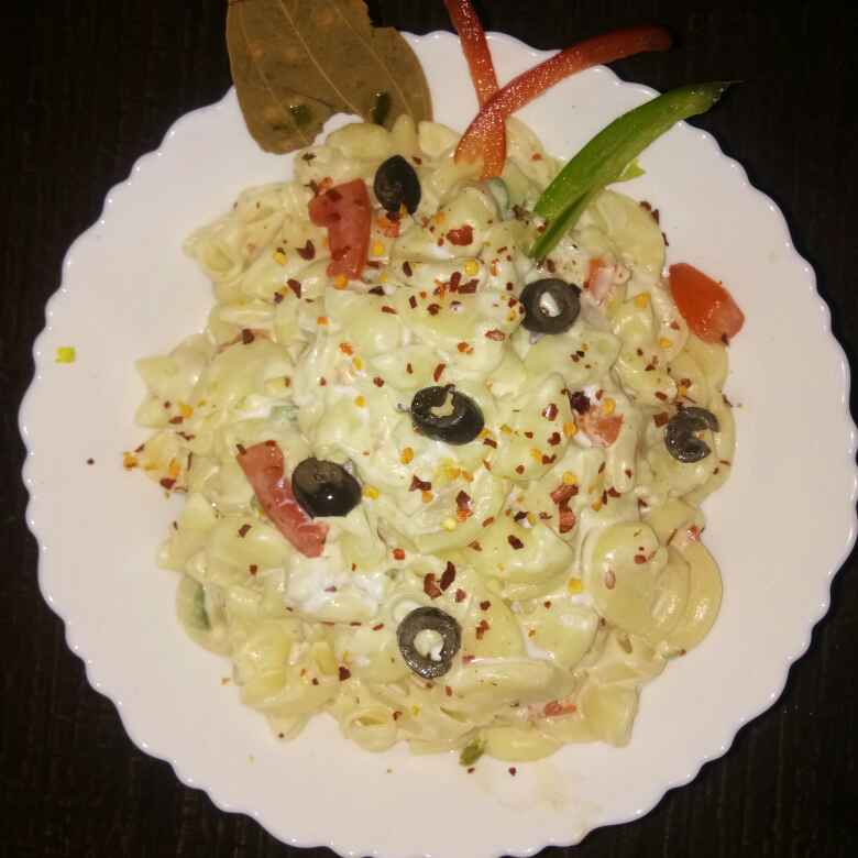 Photo of CHIZ PASTA by Megha Rao at BetterButter