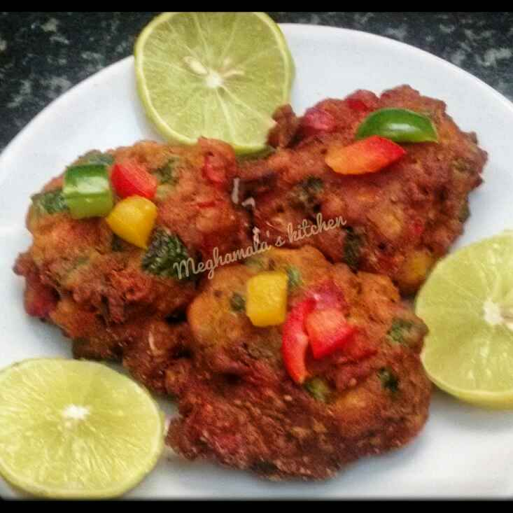 How to make Capsicum Pakora
