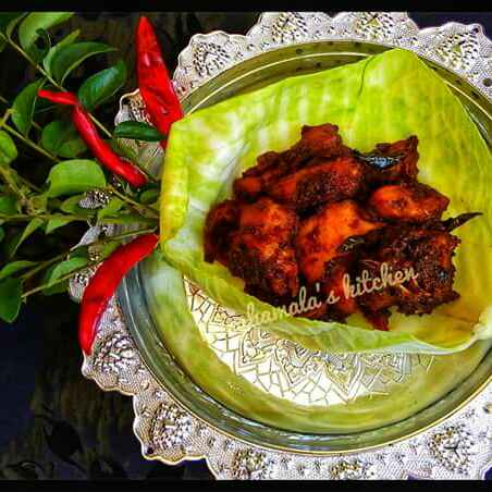 Photo of Chicken Ghee Roast by Meghamala Sengupta at BetterButter