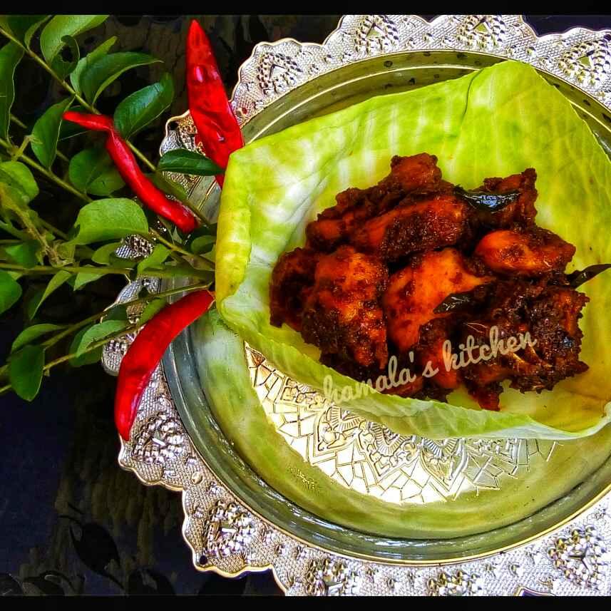 Photo of Chicken Ghee Roast by Meghamala Sengupta at BetterButter