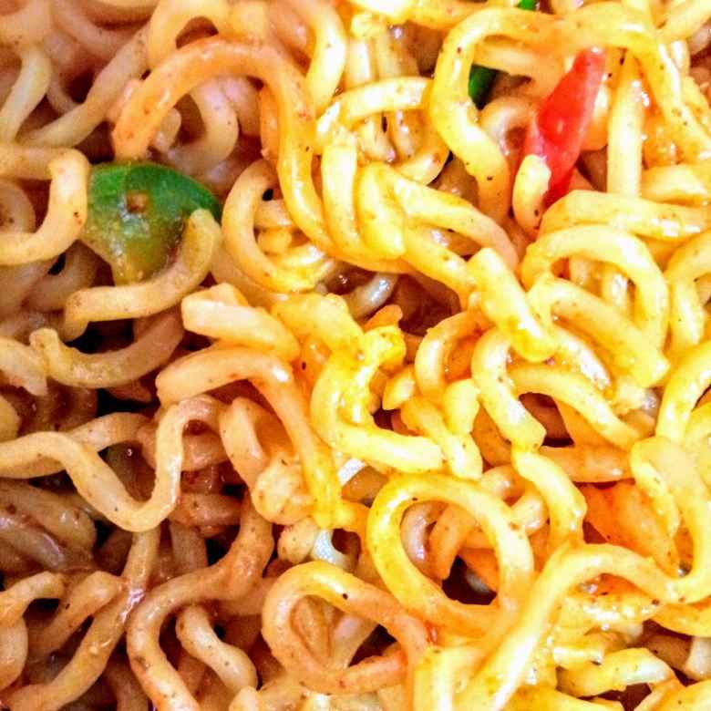 How to make જૈન મસાલા મેગી
