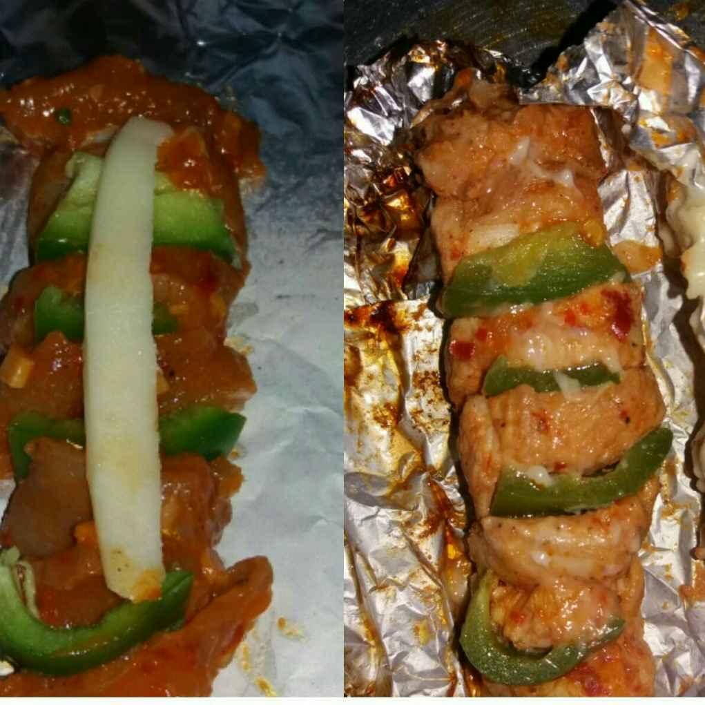 Photo of Aflatoon Chicken Wrap by mehzabin khan at BetterButter