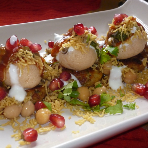 Photo of Rasgulla Chaat by Menaga Sathia at BetterButter