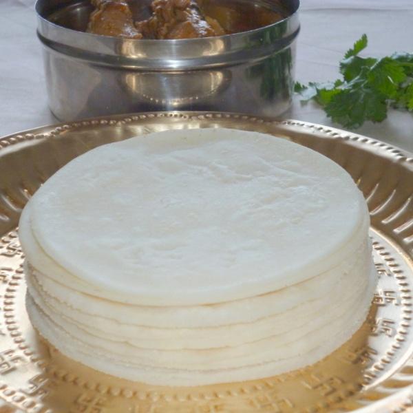 How to make Malabar Rice Pathiri