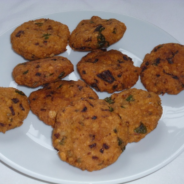 How to make Jackfruitseeds Vadai / Palakottai Vadai