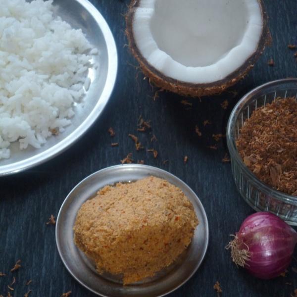 How to make Neem Flower Chutney / Vepampoo Thogayal