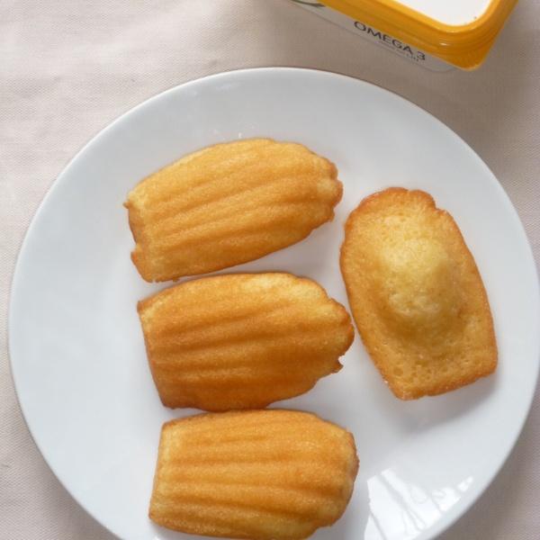 How to make Madeleine