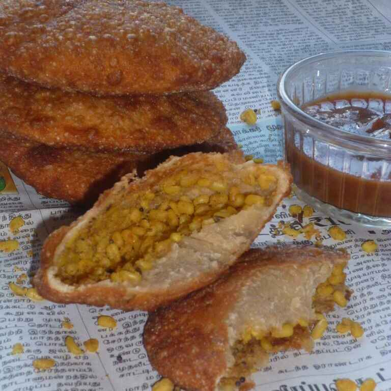 Photo of Urad dal Kachori by Menaga Sathia at BetterButter